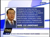 China sees new milestone in upcoming PNoy visit