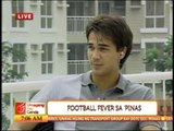 We love playing under pressure - Younghusbands