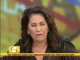 Tessie Tomas impersonates Senator Miriam