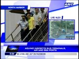 PNoy inspects ports, terminals amid Lenten travel rush