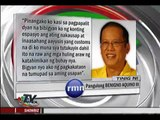 Aquino confirms Customs chief to be replaced