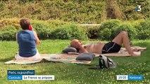 La France se prépare à une nouvelle vague de canicule avec des températures de plus de 43 annoncée sur le pays