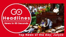 Top News Headlines of the Hour (22 July, 12:45 PM)