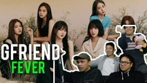 GFRIEND cured our _FEVER_ (MV Reaction)