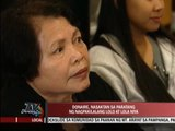 Donaire appeals to family for privacy