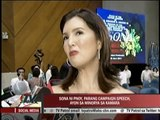 SONA taken differently by solons