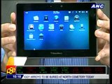 BlackBerry PlayBook 2.0: A quick look