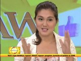 Dimples Romana shares joys of being a mom