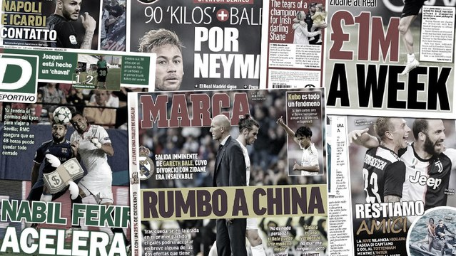La folle proposition faite à Gareth Bale, l'étonnante stratégie de la Juve avec Gonzalo Higuain