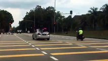 'Superman' stunt by kids on back of moving car in Pasir Gudang  caught on camera