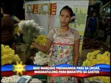 Early preparations for 'Undas' can save money