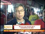500 kg of 'bad meat' seized in Marikina