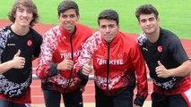 20 yaş altı erkekler takımının U20 Atletizm Şampiyonası'nda nefes kesen zaferi