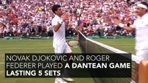 Wimbledon: Djokovic Revealed Something Completely Crazy About His Final Against Federer