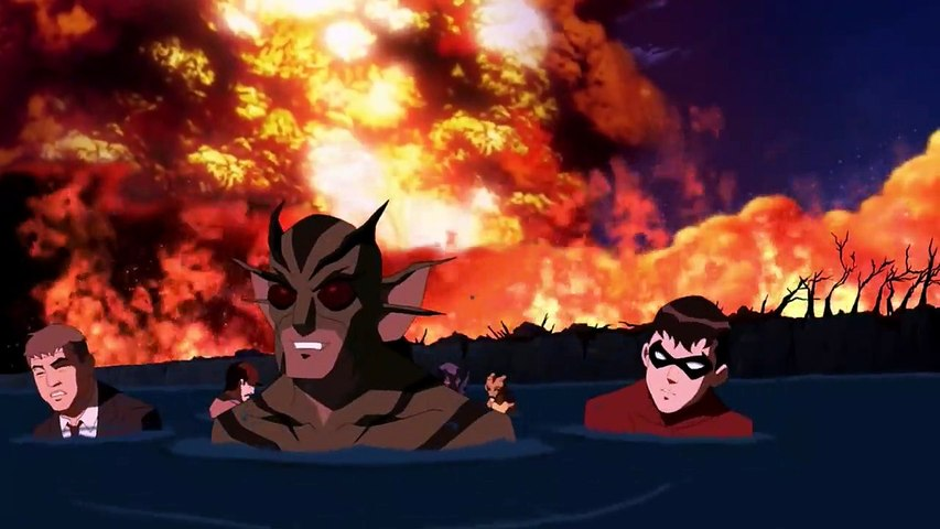 Young Justice Season 3 Episode 19 (3:19) DC Universe Networks
