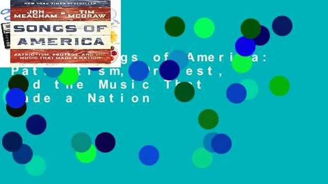 [FREE] Songs of America: Patriotism, Protest, and the Music That Made a Nation