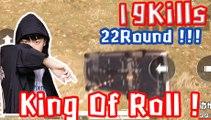 刺激战场:沙漠图敞篷车卡bug疯狂旋转22圈狙神98k19杀吃鸡【小抠脚】和平精英PUBG Mobile