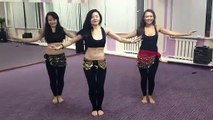 solo dance and belly dance