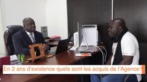 Salimou BAMBA Directeur Général - Agence CI PME