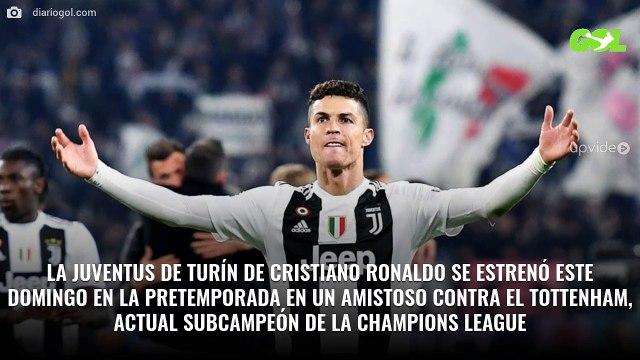 Cristiano Ronaldo amenaza a Sarri con una oferta bomba en Europa