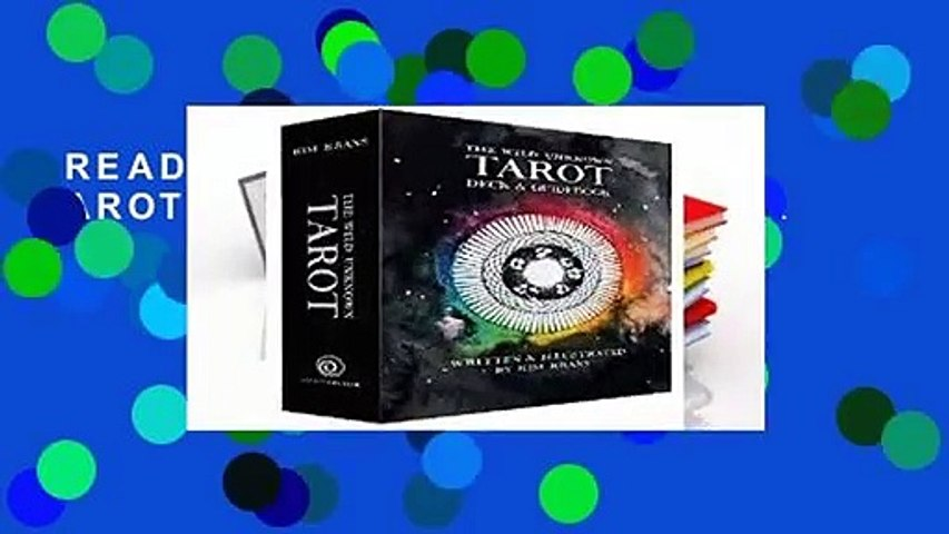 [READ] THE WILD UNKNOWN TAROT DECK AND GUIDEBOOK