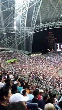 Spurs v Juventus. Kane v Ronaldo | Anthony S Casey Singapore