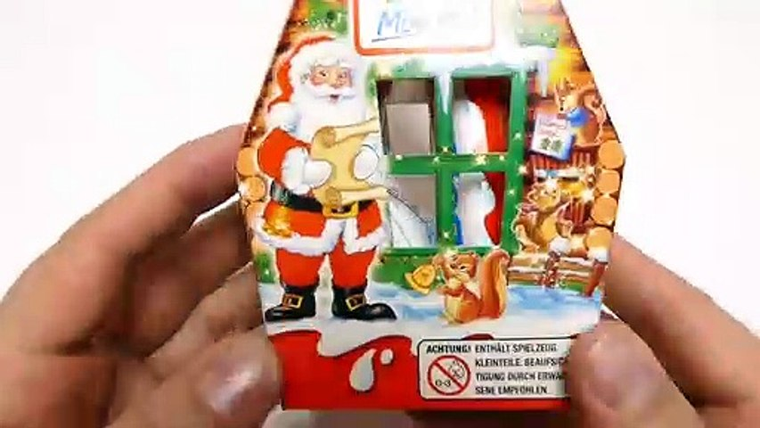 Kinder Mini Mix - Christmas Edition from Germany