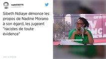 Sibeth Ndiaye répond au tweet de Nadine Morano et le juge «raciste»