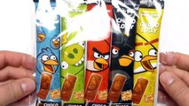 Angry Birds Choco Lolly (Lollipop) - German Candy