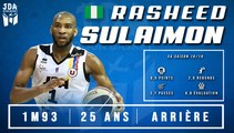 Rasheed Sulaimon - Top actions 18/19