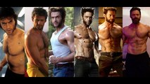 Hugh Jackman Logan - From 1999 to 2017