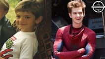 Andrew Garfield - from 2 to 34 Years Old