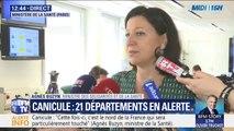 """Agnès Buzyn sur la canicule: """"Cette fois-ci c'est le nord de la France qui va être particulièrement touché"""""""