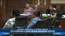 JPU Hadirkan 4 Saksi dalam Sidang Kasus Suap Proyek PLTU Riau-1