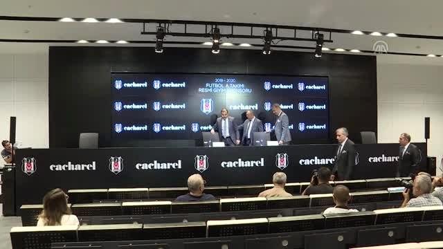 """Beşiktaş Kulübü Başkanı Orman: """"Roco bu sene formayı alacak gibi gözüküyor"""""""
