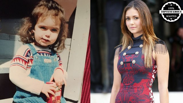 Nina Dobrev - From 1 to 28 Years Old