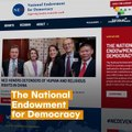 Hong Kong Protests Are Fueled By Western NGOs