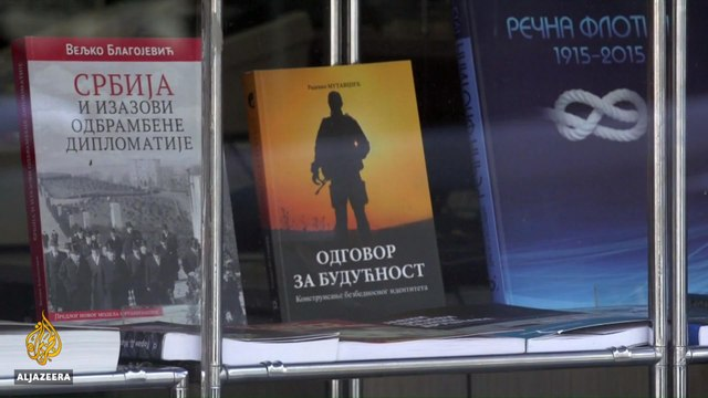 Rewriting Yugoslav history: Serbian war criminals-turned authors | The Listening Post (Feature)