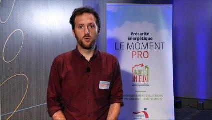 Moment Pro Habiter Mieux  - Les copropriétés : une cible en développement - Frédéric DELHOMMEAU