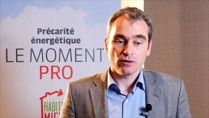 Moment Pro Habiter Mieux  - Les copropriétés : une cible en développement - Edouard de RUGY