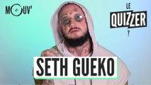 Le Quizzer : Seth Gueko fait le test du rap des années 90