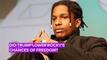 Trump fails to get A$AP Rocky out of Swedish jail