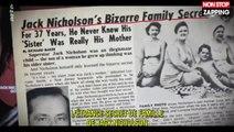 Jack Nicholson : Son incroyable secret de famille révélé par un journaliste (vidéo)