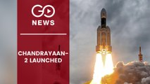 Chandrayaan-2 Is Successfully Launched