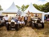 Rassemblement du centenaire Citroën à La Ferté-Vidame