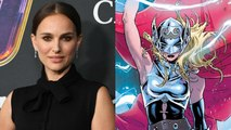 Natalie Portman to Star as Female Thor in Upcoming Movie