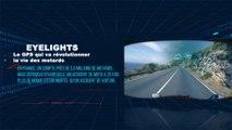 Eyelights : un GPS qui va révolutionner la vie des motards