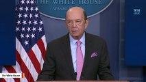 Report: Commerce Secretary Wilbur Ross 'Tends To Fall Asleep In Meetings'