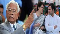 Priyanka Gandhi करेंगी Congress का नेतृत्व ? , जानें क्या बोले Natwar Singh   वनइंडिया हिंदी