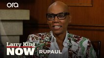 """""""I had to learn on my own"""": RuPaul on growing up different"""